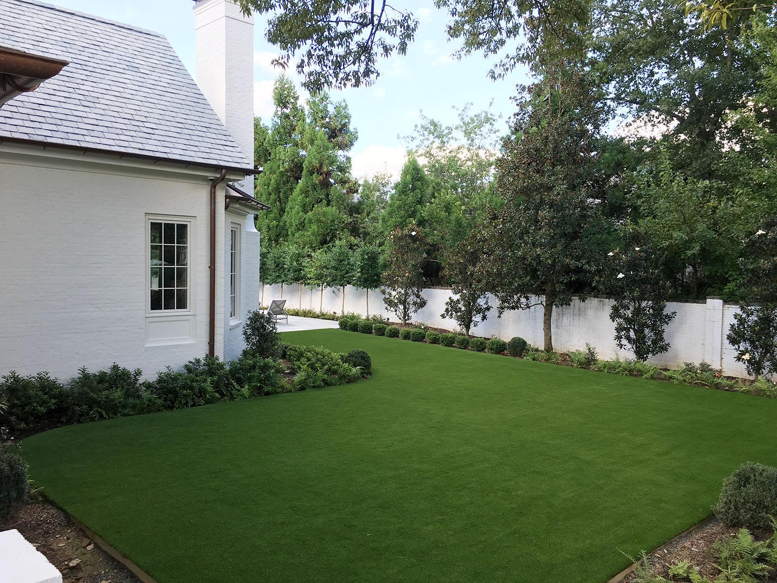 artificial grass landscapers