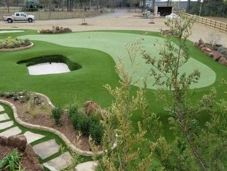 artificial turf landscapers