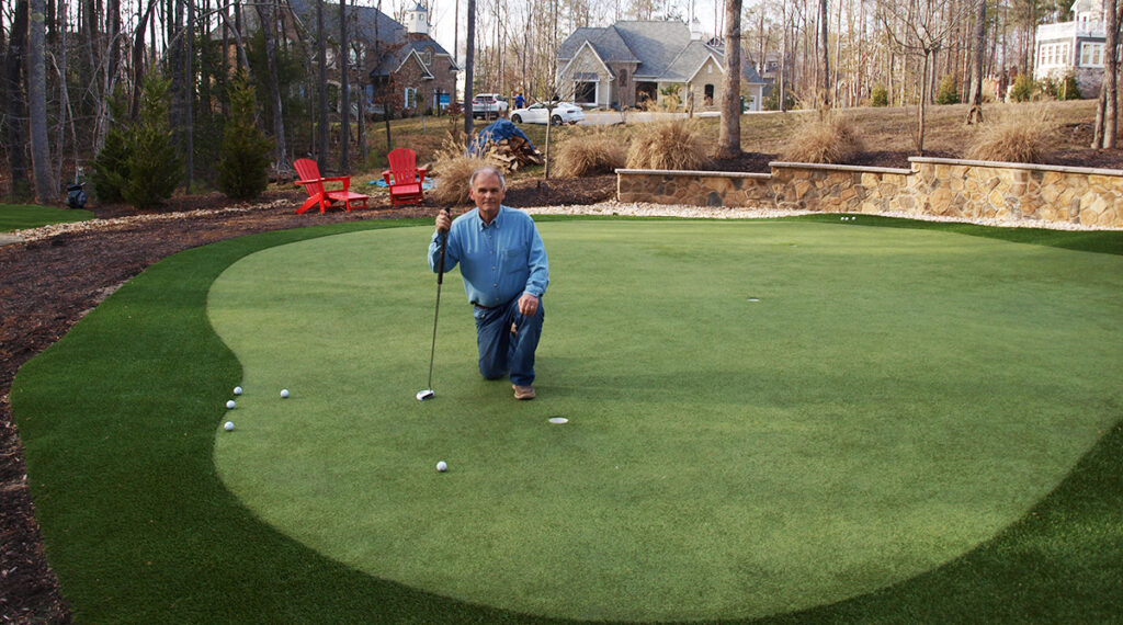 virginia-putting-green-with-owner-Rich-Shoemaker
